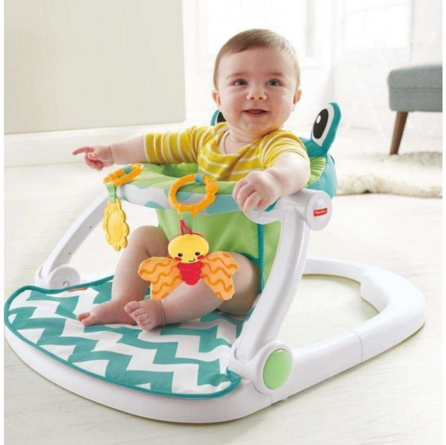 SIT ME UP FISHER PRICE